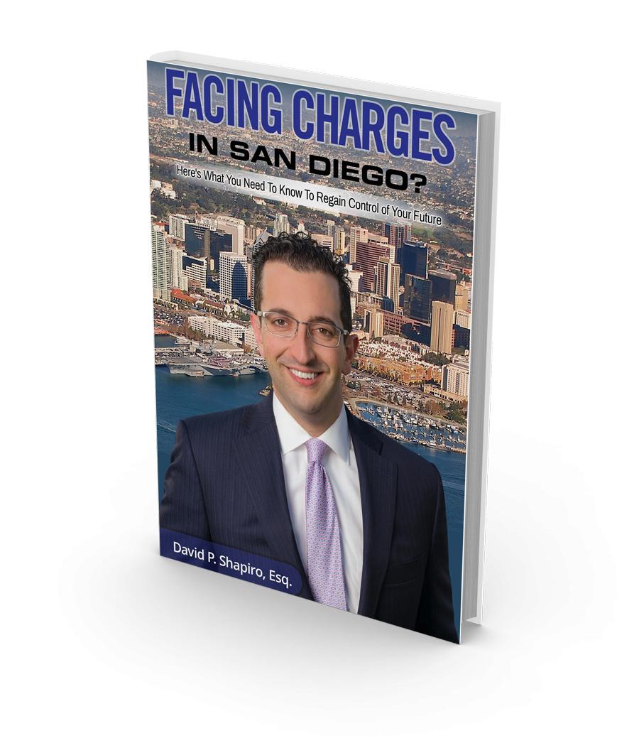 San Diego criminal defense book
