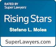 SuperLawyers Rising Stars