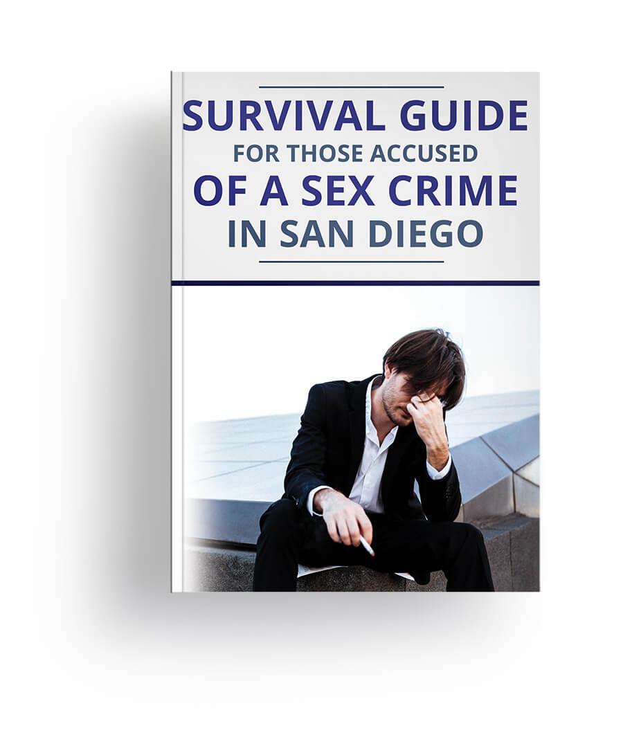 Sex Crime Defense Book