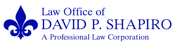 Law Office of David P. Shapiro, San Diego Criminal Defense Attorneys