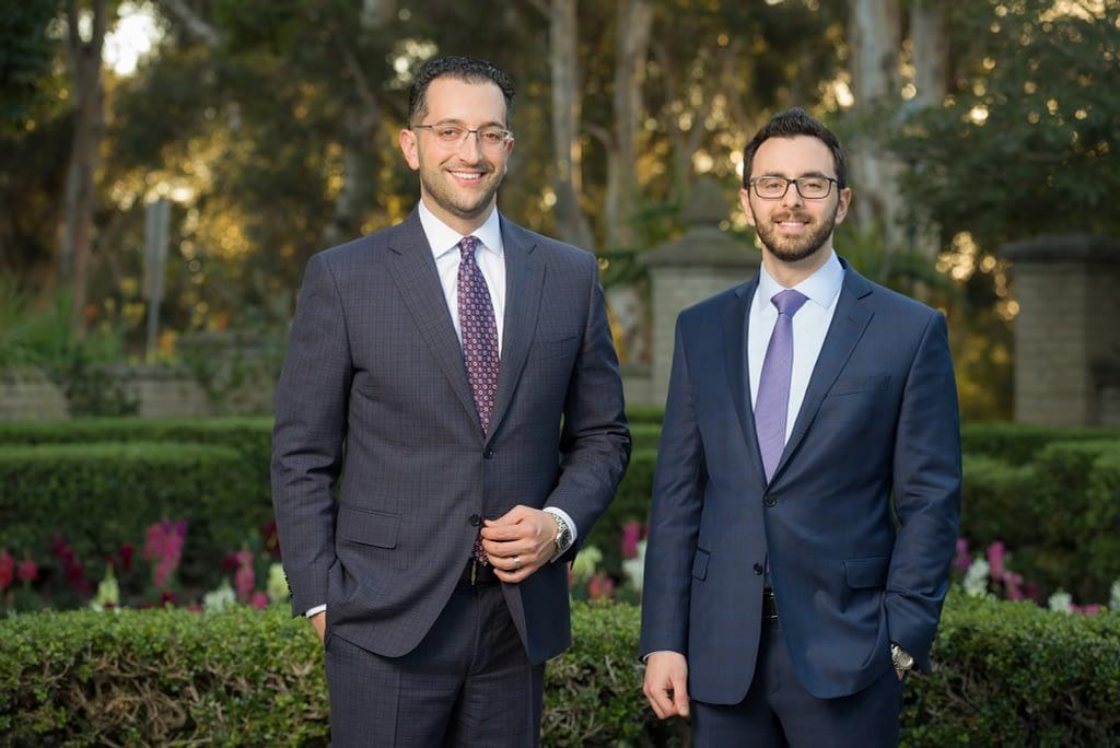 Criminal Defense Attorneys David P. Shapiro and Stefano Molea